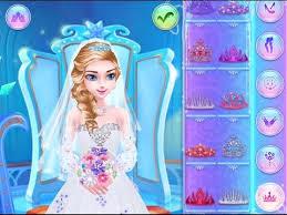ice princess royal wedding day makeup
