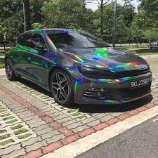 Best Quality Iridescent Chrome Holographic Film Sticker Rainbow Car Vinyl Decal Bubble Free Car Styling Size 1 50 20m Car Games Car Games Car Seatcar Audio Style Aliexpress