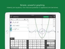 desmos graphing calculator app