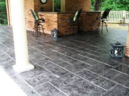 patio resurfacing vs replacement cost