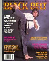 Aaron Norris National Champion karate Brother of Chuck Norris ...