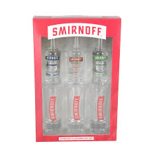 flavours tall shot gl gift set