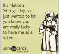 30 Best Siblings Day Quotes 2019 ...