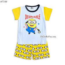 Đồ bộ cho bé trai 1-2-3-4-5-6-7-8 tuổi – DoChoBeYeu.com