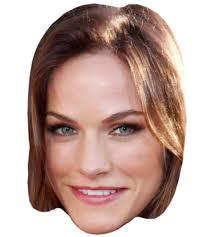 Cardboard Cutout Celebrity Kelly Overton