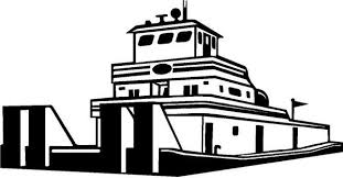 Towboat Decal Hennepin Boat Store