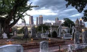 historic oakland cemetery in atlanta