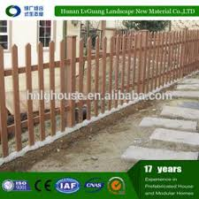 Buy Portable Outdoor Stainless Steel Wpc Small Garden Fence Qingdao Xgz Steel Structure Co Ltd