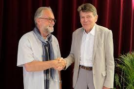Raymond Weber Succeeds Félix Buchler as SOS Faim President