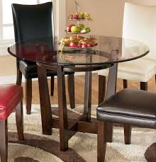 ashley furniture charrell glass dining
