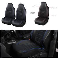 universal front trucks car seat covers