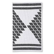 nate berkus black and white textured