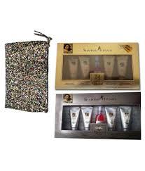 gold diamond kit bag makeup kit