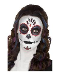 day of the dead makeup set plete