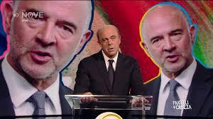 Fratelli di Crozza: Crozza Moscovici: altr che manin