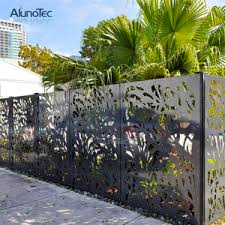 Aluminium Alloy Cnc Laser Cut Metal Screens Decorative Fence In The Garden Buy Decorative Fence Cnc Laser Cut Fence Aluminium Alloy Fence Product On Aluminum Pergola Alunotec