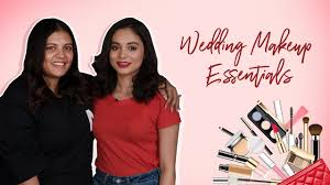 wedding makeup essentials with arti
