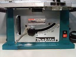 Makita 2708 Table Saw 475 00 Picclick