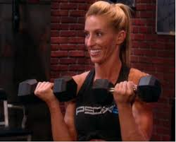 p90x2 cast profile monica x2 shoulders