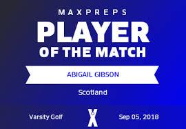 Abigail Gibson | Scotland HS, Laurinburg, NC | MaxPreps