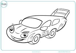 Un Carro Para Dibujar Facil Dewall Debujos