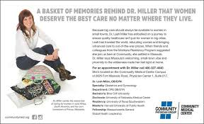 We are so blessed that Dr. Leah Miller... - Community Medical ...