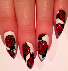 3 amazing acrylic nail designs in