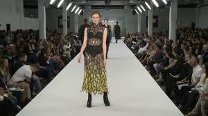 Polly Thomas - ECA Graduate Fashion Week 2017 - YouTube