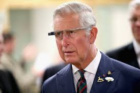 Prince Charles Tries Out Google Glass | Time