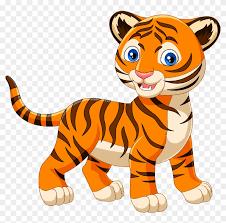 tiger cartoon hd png