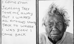 Last Of Rabbit Proof Fence Sisters Daisy Kadibil Dies Age 95 Daily Mail Online