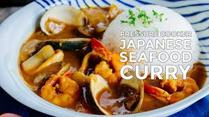 Japanese Seafood Curry (Recipe ...