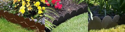 metal garden border edging strips