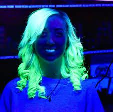This Fresh Rainbow Hair Trend Is the Hair Color of the Future   Wacky hair,  Dark hair, Rainbow hair