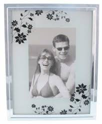 printed glass photo frame trade me