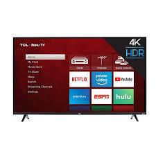 4 series 50 inch 4k uhd roku smart tv