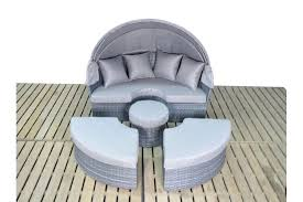 rattan daybed antique wood 1 with