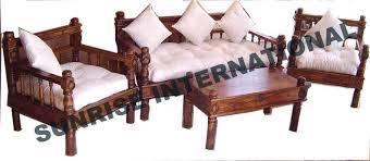 sofa sets wooden sofa set designs