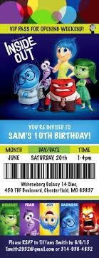 Grinch Movie Ticket Themed Birthday Party Invitation School