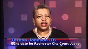 Candidate Free Air Time: Teresa Johnson - YouTube