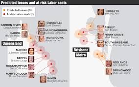 The 16 Seats Most at Risk as Queensland ...