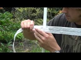 4 Installing Conductors On An Electric Fence Youtube