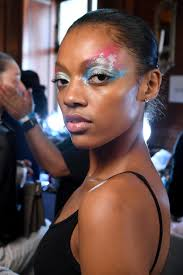 beauty looks from new york fashion week