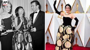 Rita Moreno stuns in same dress she wore to 1962 Oscars