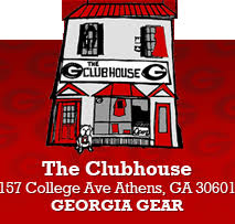 Uga Merchandise University Of Georgia Apparel And Gifts Uga Bookstore Merchandise Decals And Stickers