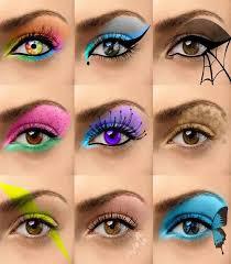 cool eyeshadow designs emo eye makeup