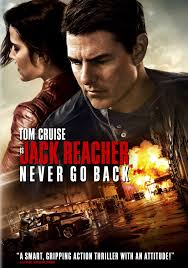 jack reacher never go back dvd 2016