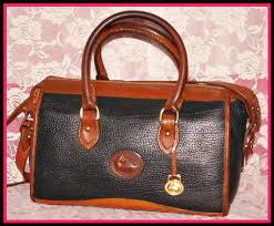 authentic dooney and bourke all weather
