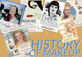 makeup from ancient egypt to max factor