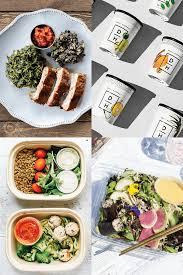 healthy prepared meals